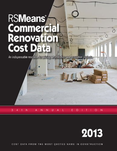 RSMeans Commercial Renovation Cost Data 2013 - RS Means - RS-Commercial - ISBN: 1936335719 - ISBN-13: 9781936335718