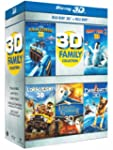 3D Family Collection (5 Blu-Ray+Blu-R...