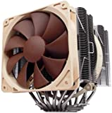 Noctua NH-D14 SE2011 Quiet CPU Cooler for Intel LGA 2011 Socket with 6 Heatpipes, 140/120mm SSO Bearing PWM Fans NH-D14 SE2011
