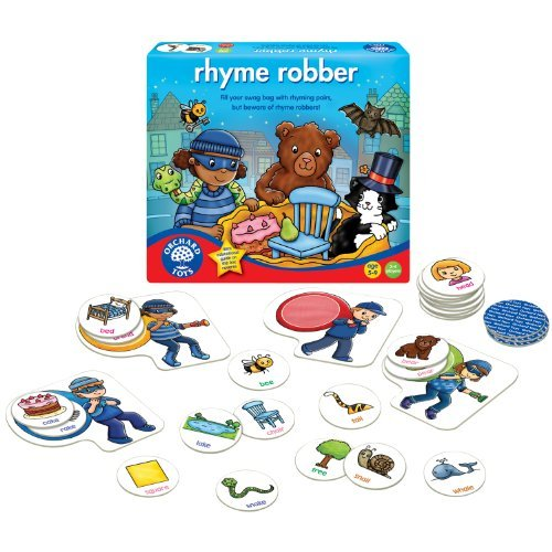 Orchard Toys Rhyme Robber - 1