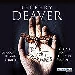Der Giftzeichner (Lincoln Rhyme 11)   Jeffery Deaver
