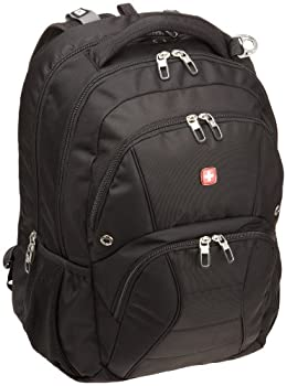 SwissGear ScanSmart Laptop Computer Backpack SA1908 Fits Most 17 Inch Laptops