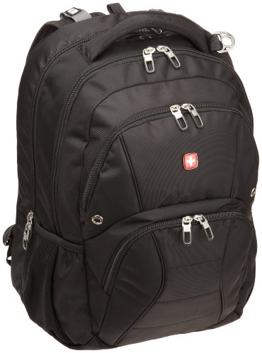 SwissGear SA1908 ScanSmart Backpack in Black