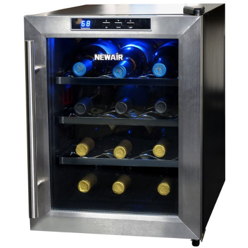 Purchase NewAir AW-121E 12 Bottle Thermoelectric Wine Cooler