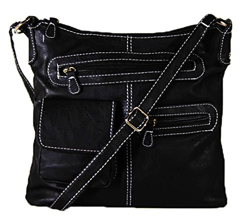 New Women Messenger Cross Body Handbag Ladies