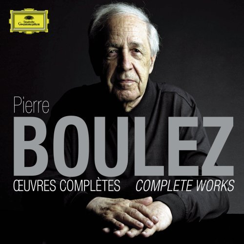 Œuvres de Pierre Boulez (Discographie)  51Ggs-Tf5AL