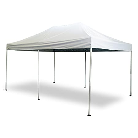 GAZEBO PLEGABLE QUIK SHADE 3 X 4,5 MT-MOD. PROMOTIONAL COLOR BLANCO