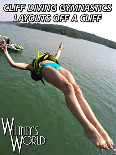 Cliff Diving Gymnastics