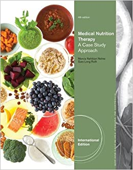 Medical nutrition therapy a case study approach questions