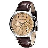 Emporio Armani Classic Herrenuhr Chronograph AR2433