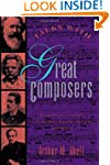 Talks with Great Composers: Candid Co...