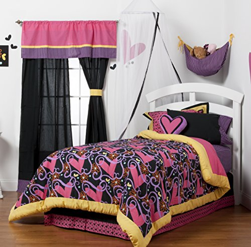 Girls Full Bedding 9383 front