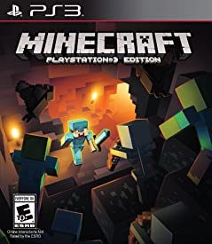Minecraft PlayStation 3 Edition(北米版)