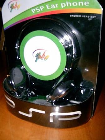 Psp Ear Phone Set By Yobo Gameware