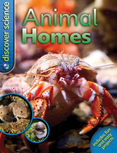Discover Science: Animal Homes (Discover Science (Kingfish Hardcover))