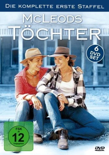 McLeods Töchter - Staffel 1 [6 DVDs] hier kaufen