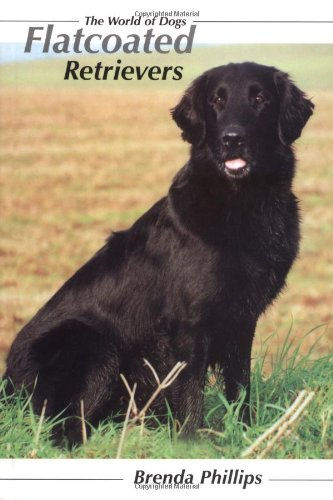 Flatcoated Retrievers: The World Of Dogs
