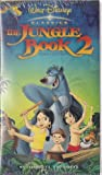The Jungle Book 2 (2003) VHS PAL with Greek Subtitles 70 Min Walt Disney Classic - Adventure | Animation | Family Stars John Goodman ... Baloo (Voice)