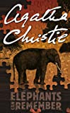 Elephants Can Remember (Poirot) (000712080X) by Christie, Agatha
