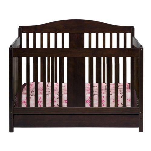DaVinci Richmond 4 In 1 Convertible Crib With Toddler Rail