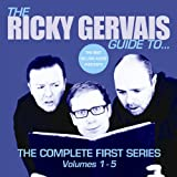 The Podcasts Complete First Series: v. 1-5 ~ Ricky Gervais