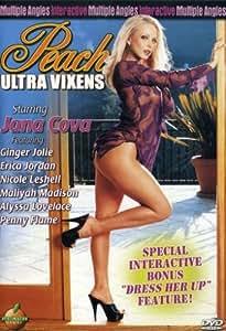 Amazon.com: Peach Ultra Vixens: Jana Cova: Ginger Jolie