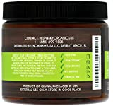 Organic Shea Butter By Sky Organics: Unrefined, Pure, Raw Ivory Shea Butter 16oz - Skin Nourishing, Moisturizing & Healing, For Dry Skin, Anti-Inflammatory -For Skin Care, Hair Care & DIY Recipes