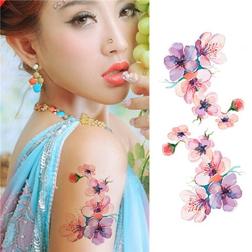 1-pc-tatouages-ephemeres-tattoos-temporaires-impermeables-orchidee-diy-dessin