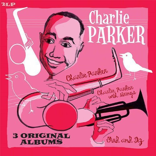 Vinilo : Charles Mingus - Bird and Diz + Charlie Parker + Charlie Parker Wit (Holland - Import, 2 Disc)