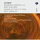 J. S. Bach : Concertos Brandbourgeois n� 1 � n� 3