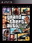 Grand Theft Auto V Special Edition -...