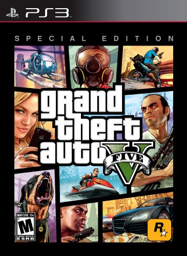 Grand Theft Auto V (Special Edition)