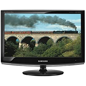 "Samsung 18.5"" Widescreen 933HD+ LCD TV HDTV 720p 10000:1 HDMI Tuner"