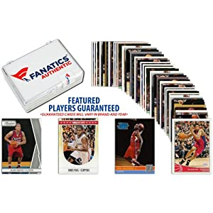 Los Angeles Clippers Team Trading Card Block 50 Card Lot - Memories - Mounted... by Sports Memorabilia