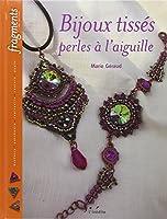 Bijoux tissés : Perles à l'aiguille