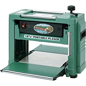 Grizzly planer