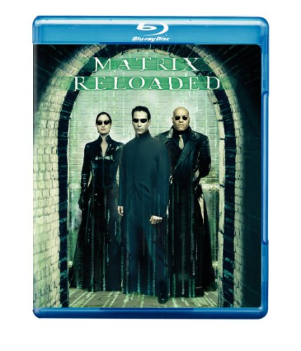 Cover art for  The Matrix Reloaded [Blu-ray]