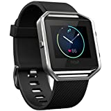 bayite Accessory Silicone Watch Band for Fitbit Blaze Large Small