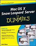 img - for Mac OS X Snow Leopard Server For Dummies book / textbook / text book