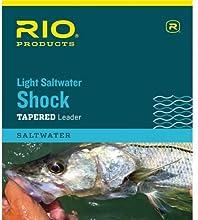 RIO Light Saltwater Shock Leader  Color25lb by Rio Brands