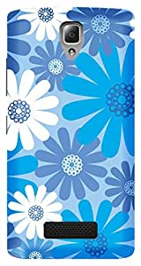 TrilMil Printed Designer Mobile Case Back Cover For Lenovo A2010