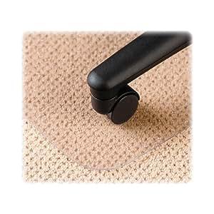 DEFCM11442F EconoMat Chair Mat For Low Pile Carpet Office Pr