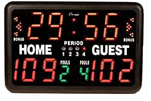Champion Sports T90 Electronic Digital Scoreboard by Champion Sports