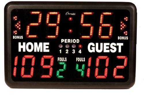 Champion Sports T90 Electronic Digital Scoreboard Champion Sports Scoreboards & Timers autotags B000XQP7E0
