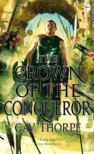 The Crown of the Conqueror (Crown of the Blood, #2)