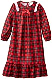 Komar Kids Big Girls'  Traditional Holiday Plaid Gown