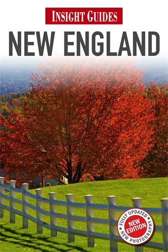 New England (Insight Guides)