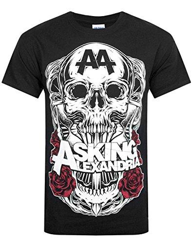 Uomo - Official - Asking Alexandria - T-Shirt (L)
