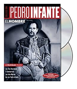 Coleccion Pedro Infante: El Hombre (The Man) (4-Pack)