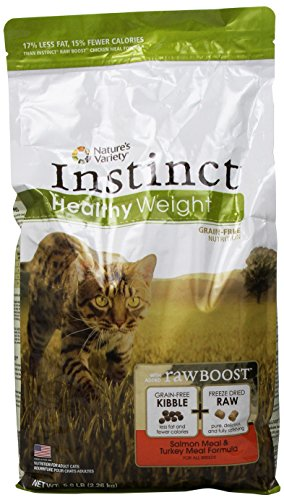 Instinct Grain-Free Healthy Weight Salmon Meal and Turkey Meal Formula
